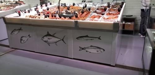 Stół do ryb